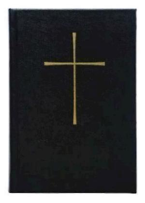 Image of the Book of Common Prayer